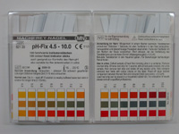Macherey Nagel 92120 pH-Fix pH test strips 4.5 - 10